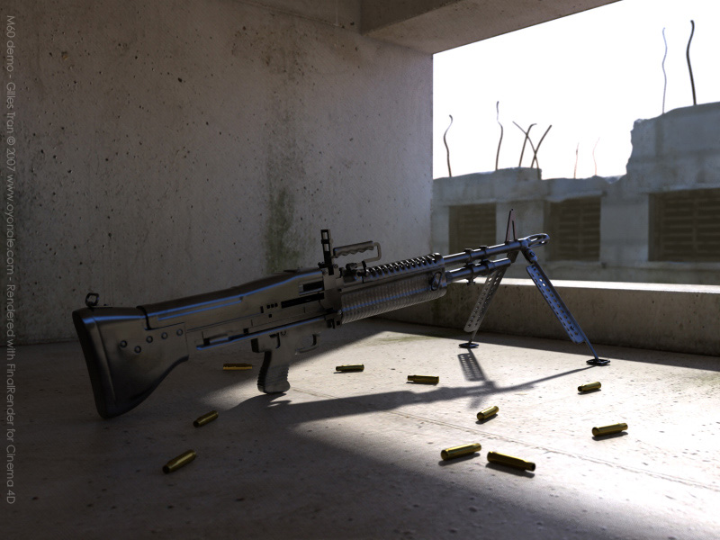 m60 machine gun - photo #42