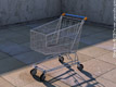 Shopping cart demo (Cinema 4D)