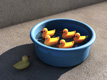Rubber ducky demo (Cinema 4d)